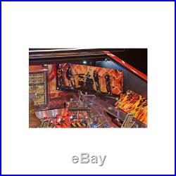 Stern AC/DC Luci Premium Vault Model Pinball Machine