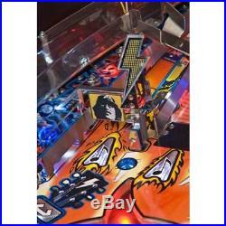 Stern AC/DC Premium Vault Pinball Machine w Shaker