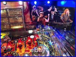 Stern AC/DC Pro Model Pinball Machine