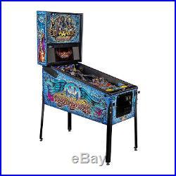 Stern Aerosmith Pro Pinball Machine w Shaker Motor