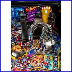 Stern Avengers Infinity Quest Pinball Machine Premium