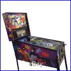 Stern Batman 66 Premium Pinball Machine with Shaker Motor