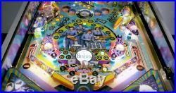 Stern Beatles Pinball Machine Diamond Edition 1 of 100 Rare