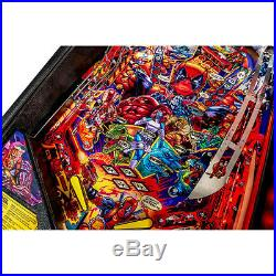 Stern Deadpool Pro Pinball Machine w Shaker
