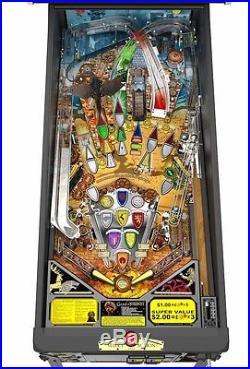 Stern Game of Thrones Pro Pinball Machine FREE SHIPPING New in Box GOT