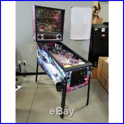 Stern Ghostbusters Pro Pinball Machine Showroom Model
