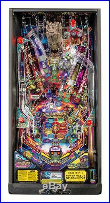 Stern Guardians of The Galaxy Pro Pinball Machine