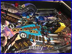 Stern Harley Davidson 2nd Edition Pinball Machine