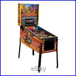 Stern Iron Maiden Premium Pinball Machine