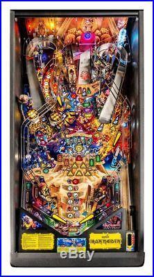 Stern Iron Maiden Premium Pinball Machine FREE SHIPPING New Box