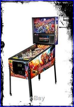 Stern Iron Maiden Pro Pinball Machine FREE SHIPPING New Box SHIPS TODAY