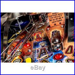 Stern Iron Maiden Pro Pinball Machine w Shaker Motor