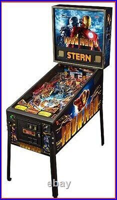 Stern Iron Man Pro Vault edition Pinball Machine FREE SHIPPING Ships Today