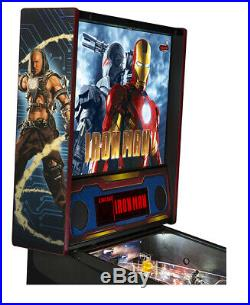 Stern Iron Man Vault Edition Pinball Machine 2020