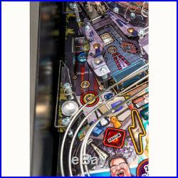 Stern Jurassic Park Premium Pinball Machine with Shaker