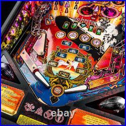 Stern Led Zeppelin Premium Pinball Machine