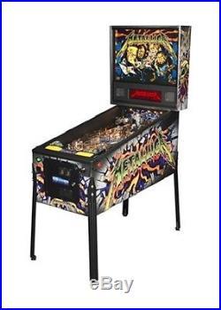 Stern Metallica Pro Pinball Machine LED Version