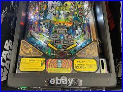 Stern Munsters Pinball Machine Pro Edition