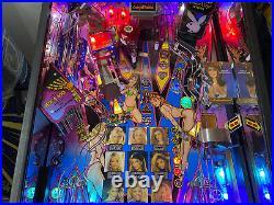 Stern Playboy Pinball Machine 2002 Leds Plays Awesome Hugh Heffner