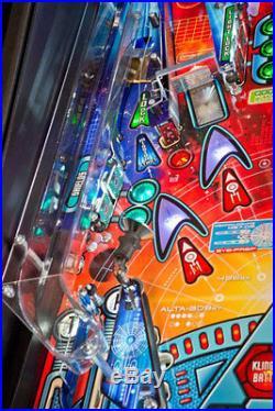 Stern Star Trek Starfleet Pro Pinball Machine