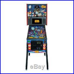 Stern Star Wars Comic Art Pro Pinball Machine
