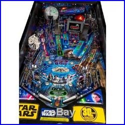 Stern Star Wars Premium Pinball Machine with Shaker Motor
