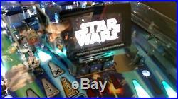 Stern Star Wars Pro Pinball Machine