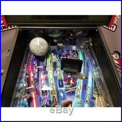 Stern Star Wars Pro Pinball Machine Showroom Model
