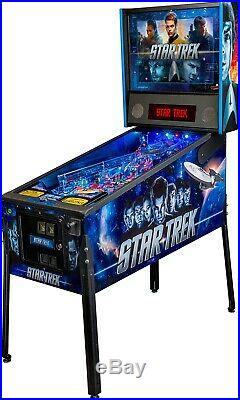 Stern Star trek Pro Vault edition Pinball Machine FREE SHIPPING NO RESERVE