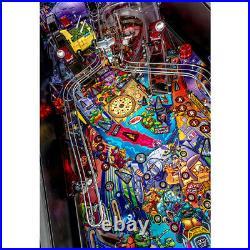 Stern Teenage Mutant Ninja Turtles Pro Pinball Machine with Shaker