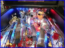 Stern Terminator 3 pinball machine Home Use beauty Leds nice