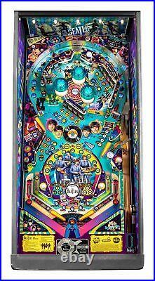 Stern The Beatles BeatleMania Platinum Edition Pinball Machine IN STOCK
