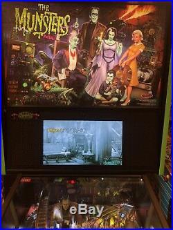 Stern The Munsters Pinball Machine