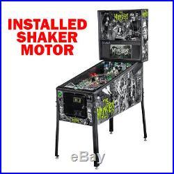 Stern The Munsters Premium Pinball Machine w Shaker Motor