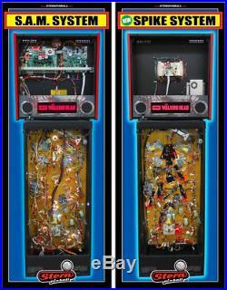 Stern WWE Wrestlemania Limited Edition Pinball Machine