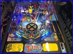Stern X-MEN Pinball Machine AUTHORIZED STERN DISTRIBUTOR BEAUTIFUL LEDS