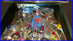 Stern X MEN arcade pinball good working order