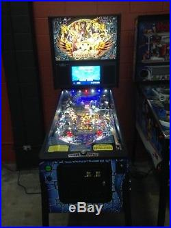 Stern's Aerosmith Pro Pinball Machine