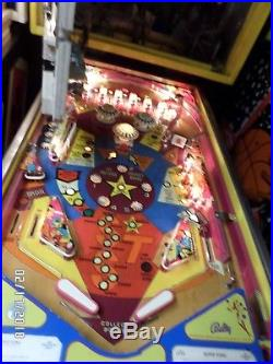 Super sonic pinball machine working project