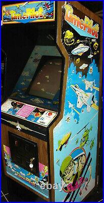 TIME PILOT ARCADE MACHINE by CENTURI 1982 (Excellent Condition) RARE