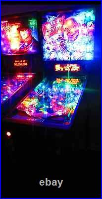 Tales From the Crypt Complete LED Lighting Kit SUPER BRIGHT PINBALL LED KIT