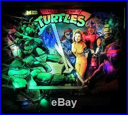 Teenage Mutant Ninja Turtles LED Lighting Kit TMNT SUPER BRIGHT PINBALL LED KIT