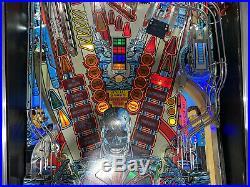 Terminator 2 Pinball Machine Williams Coin Op Arcade LEDS Free Shipping