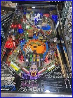 The Addams Family Pinball Machine Bally Arcade ColorDMD Free Ship