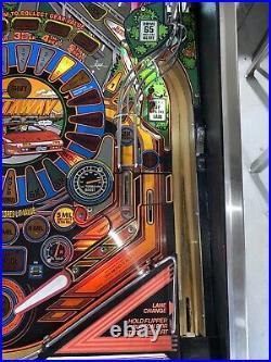 The Getaway High Speed II Pinball Machine By Williams LED