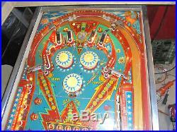 The Six Million Dollar Man Bally Machine