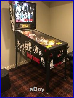 The Sopranos Pinball Machine By Stern Pinball, Best Price On Ebay