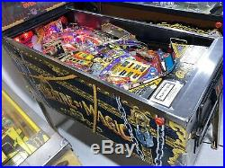 Theatre Of Magic Pinball Machine Bally Coin Op Arcade 1995 Free Shipping LEDs
