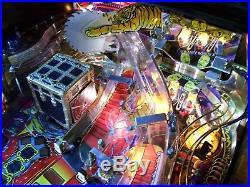 Theatre Of Magic Pinball Machine By Bally