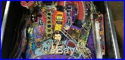 Theatre of Magic pinball machine